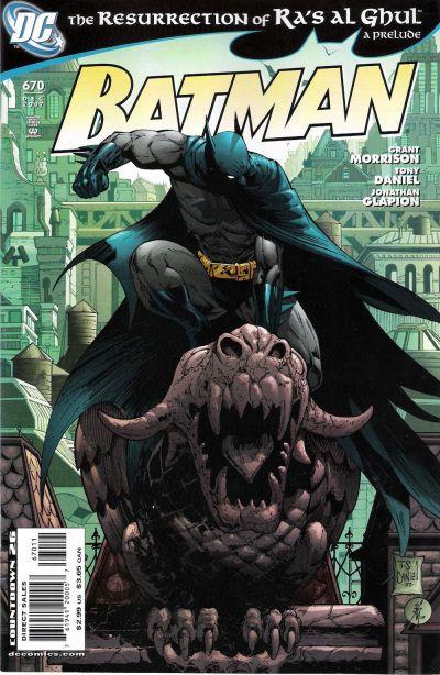 Batman #670