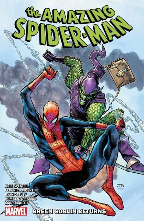 The Amazing Spider-Man Vol. 10: Green Goblin Returns TP