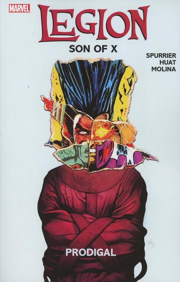 Legion: Son of X Vol. 1 - Prodigal TP