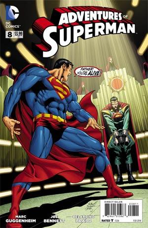Adventures of Superman #8