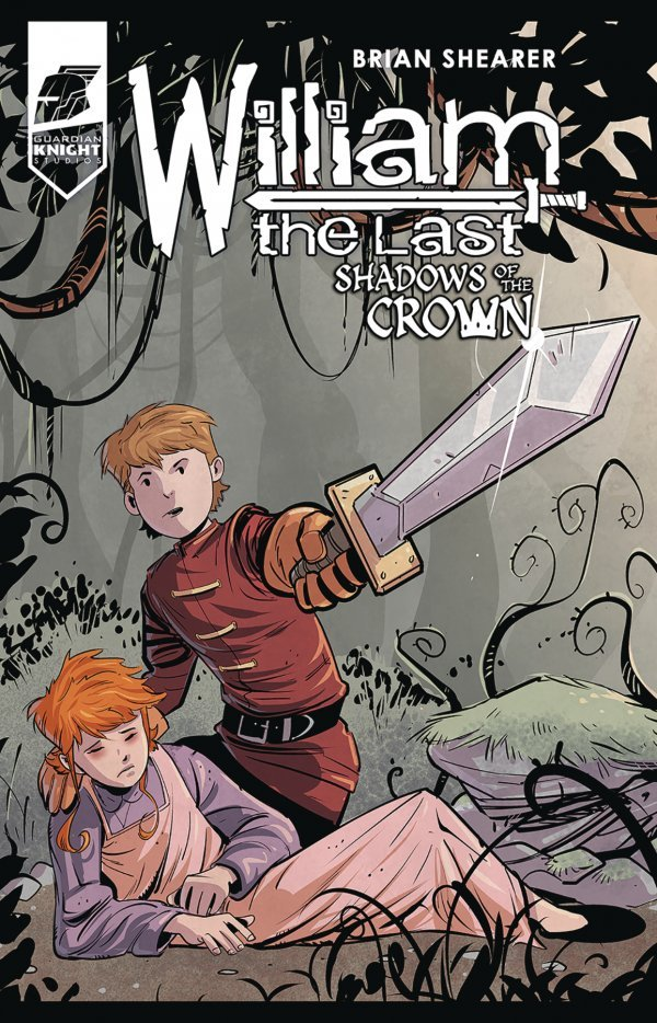 William the Last: Shadows Of The Crown #3