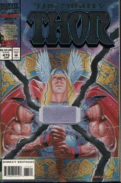 The Mighty Thor #475