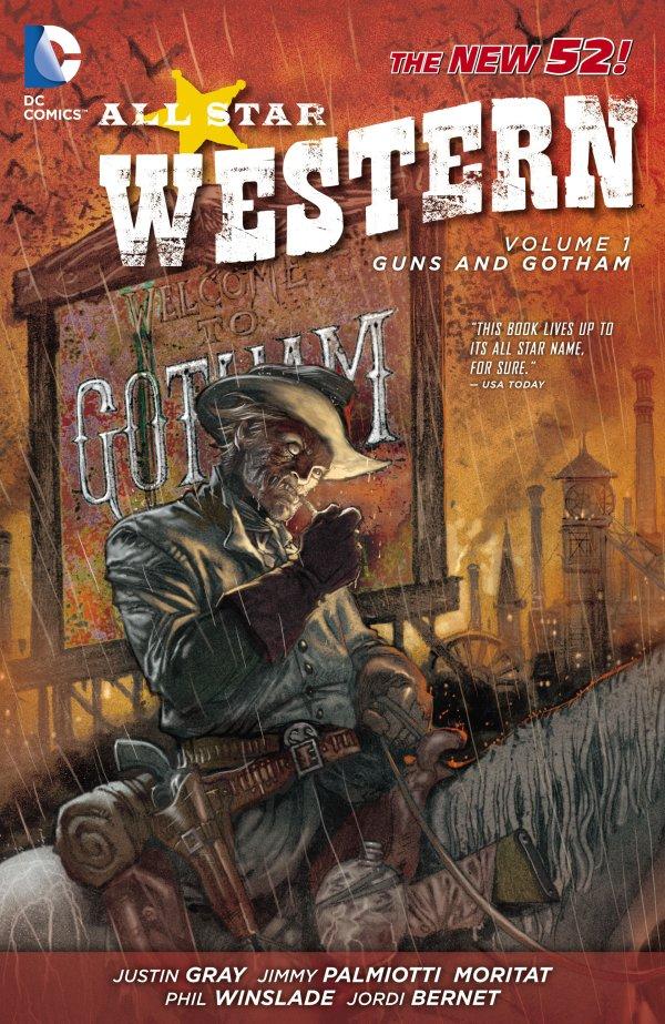 All-Star Western Vol. 1: Guns and Gotham TP