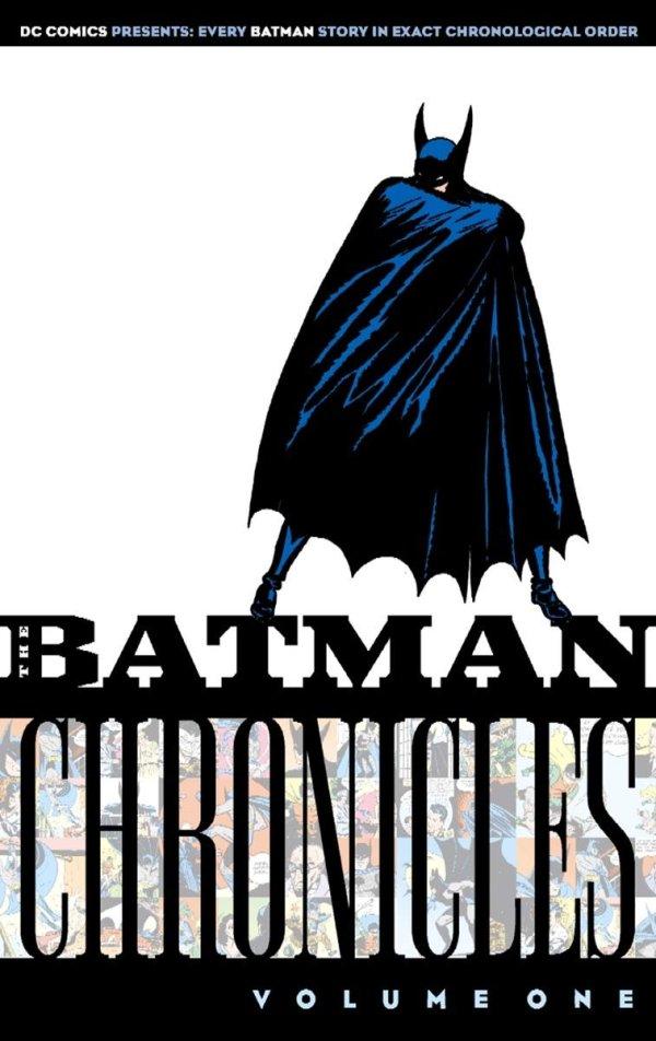 The Batman Chronicles Vol. 1 TP