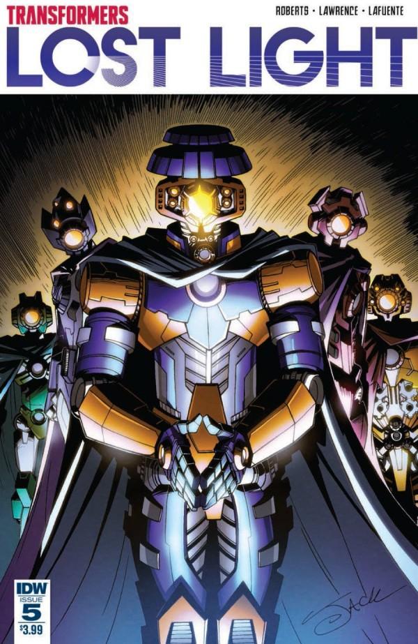 Transformers: Lost Light #5