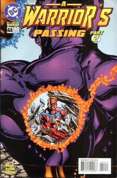 Guy Gardner: Warrior #44