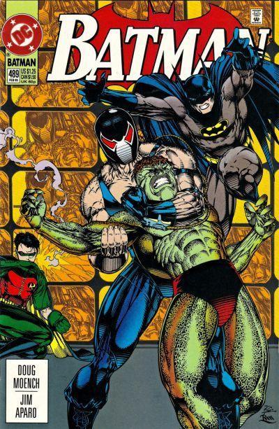Batman #489