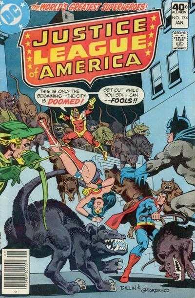 Justice League of America #174