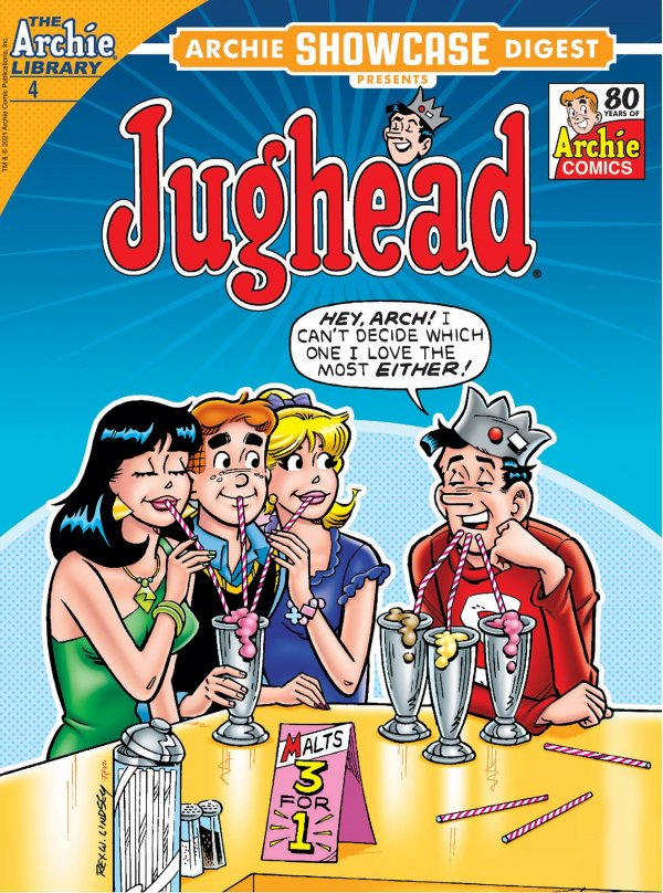 Archie Showcase Digest #4: Jughead in the Family