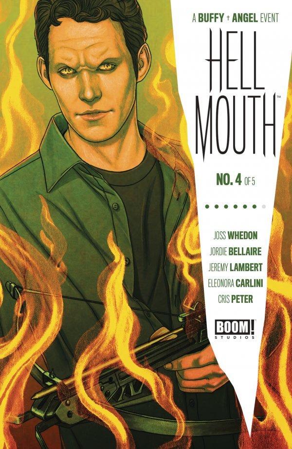 Buffy The Vampire Slayer / Angel: Hellmouth #4