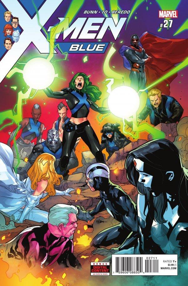 X-Men: Blue #27