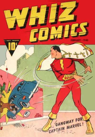 Whiz Comics #2 (#1) review