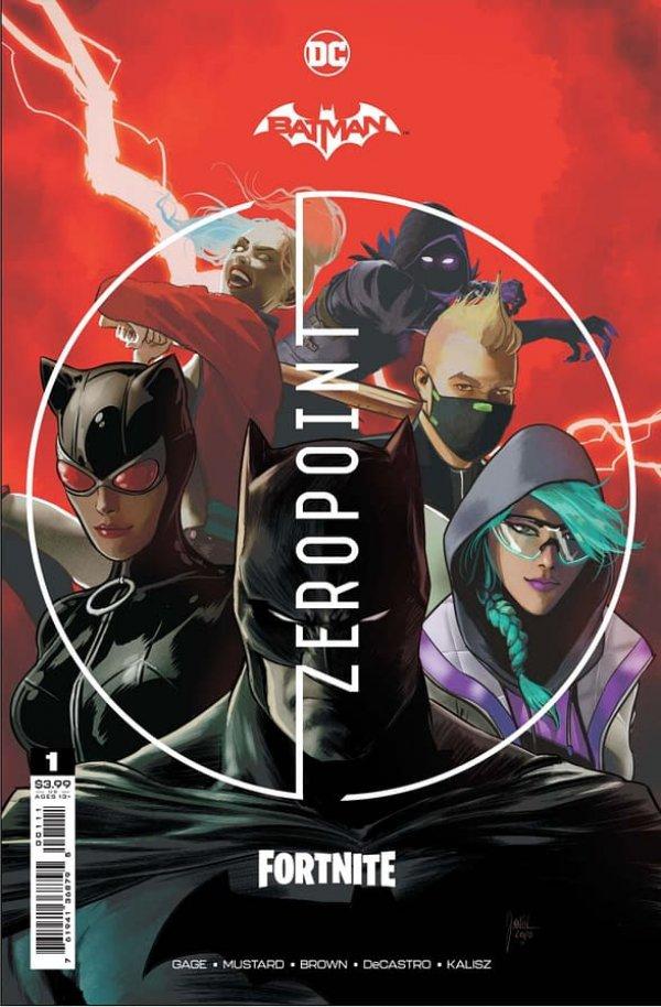 Batman / Fortnite: Zero Point #1