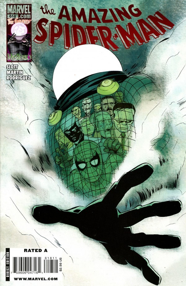 The Amazing Spider-Man #618