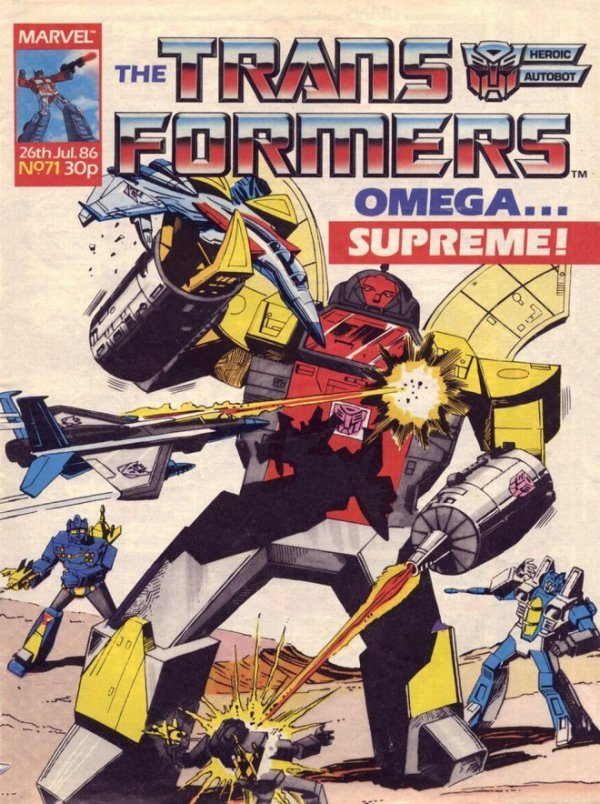 The Transformers #71