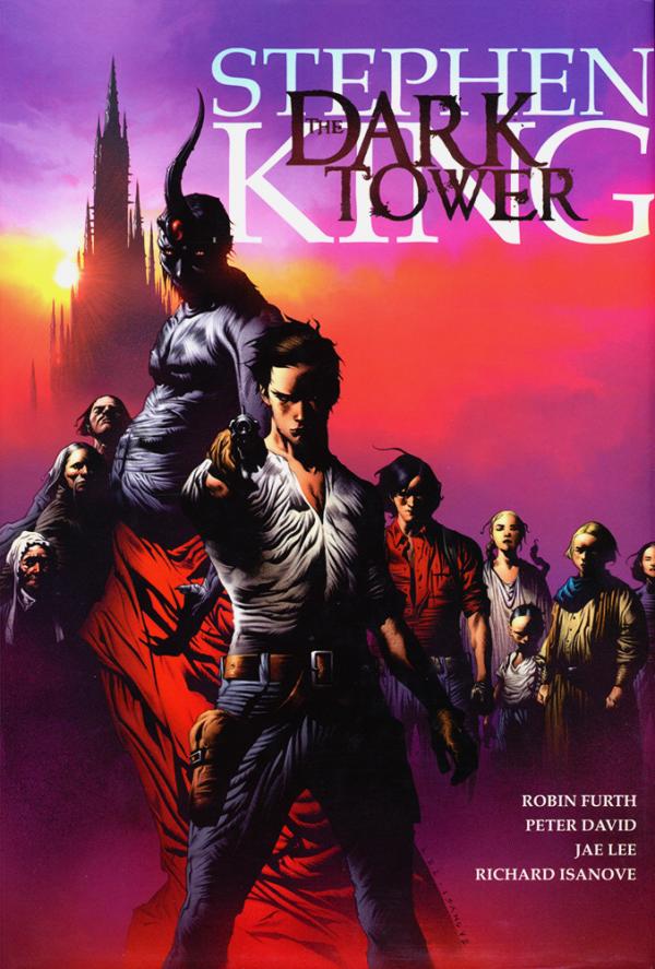 Dark Tower Omnibus HC Slipcase Set