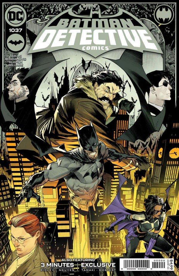 Detective Comics #1037