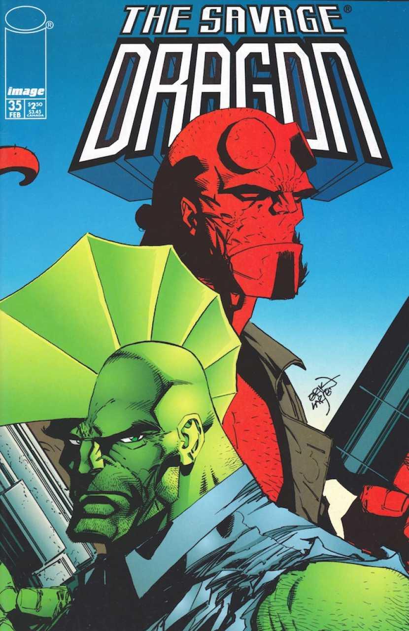 Savage Dragon #35