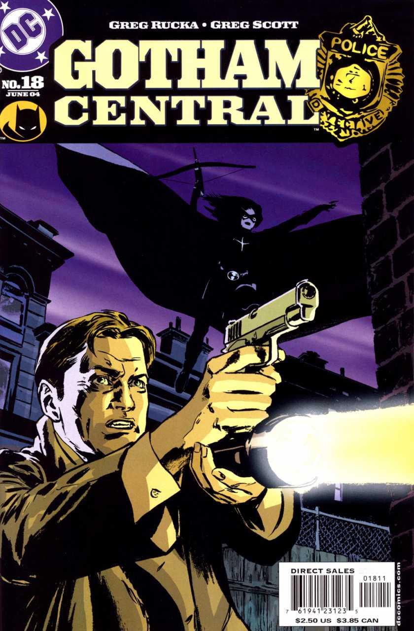 Gotham Central #18