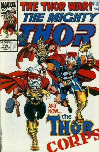 The Mighty Thor #440