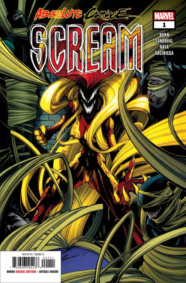 Absolute Carnage: Scream #1