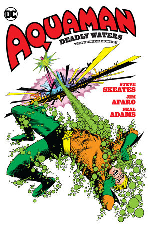 Aquaman: Deadly Waters Deluxe Edition HC
