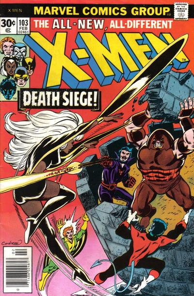The X-Men #103