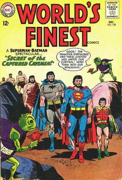 World's Finest Comics #138