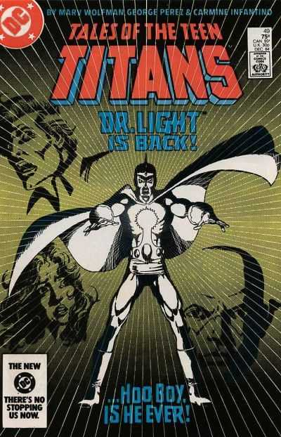 Tales of the Teen Titans #49