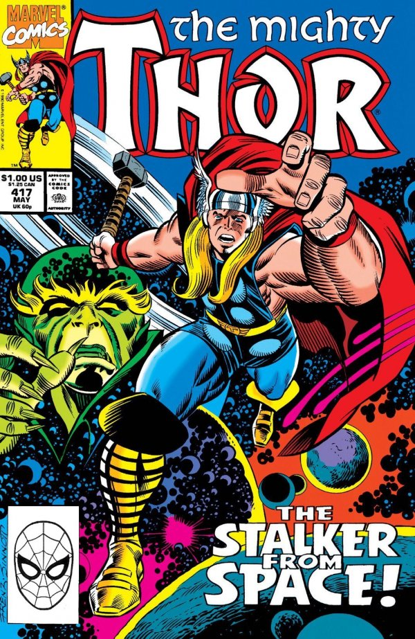 The Mighty Thor #417