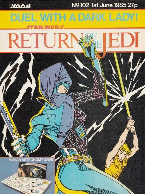 Return of the Jedi Weekly #102