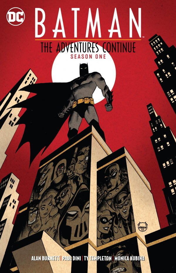 Batman: The Adventures Continue Season One TP