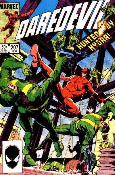 Daredevil #207