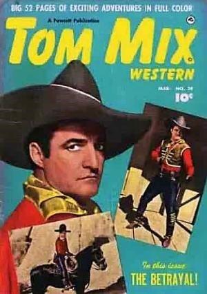 Tom Mix Western #39