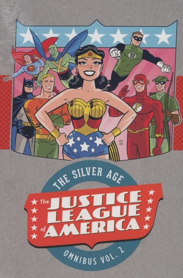 Justice League of America: The Silver Age Omnibus Vol. 2 HC