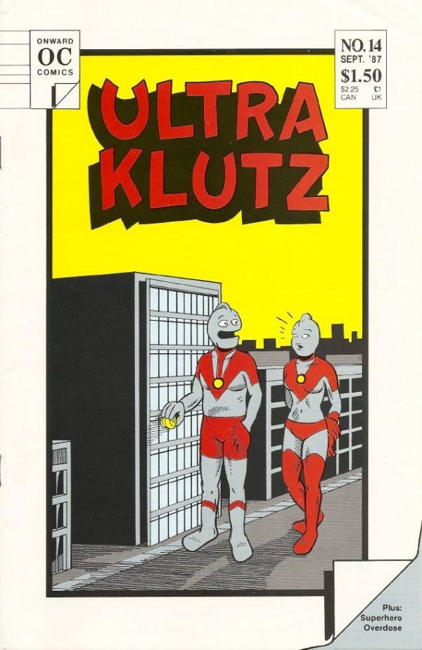 Ultra Klutz #14