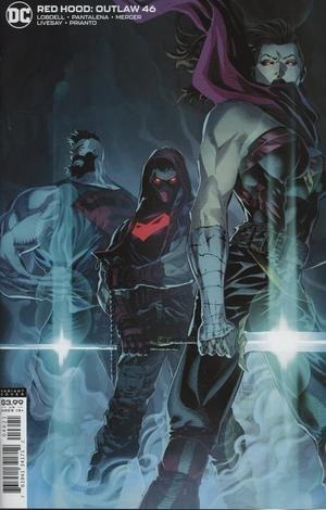 Red Hood: Outlaw #46