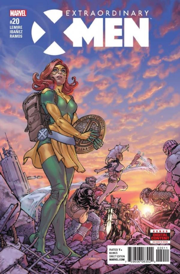 Extraordinary X-Men #20