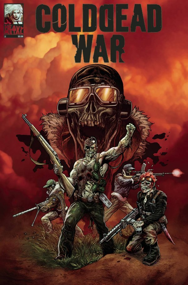 Cold Dead War #2