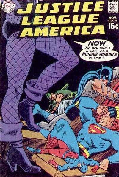 Justice League of America #75