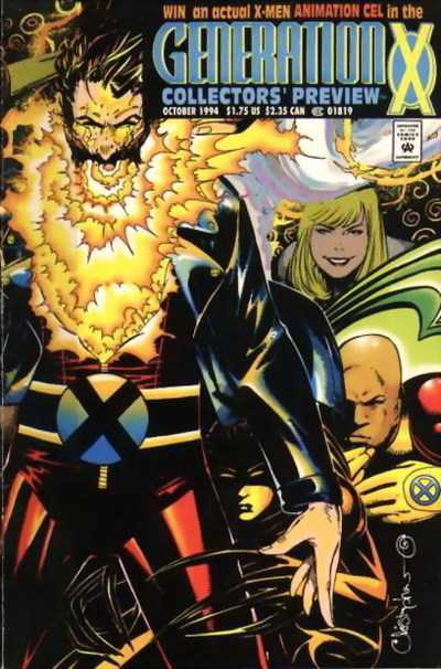 Generation X Collectors' Preview #1