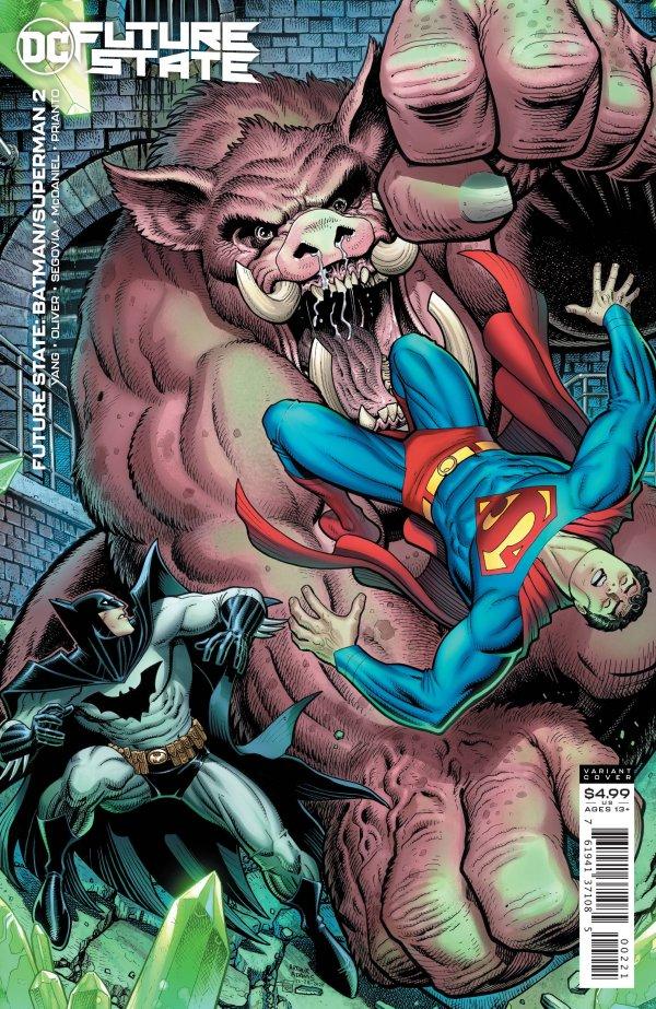 Future State: Batman / Superman #2
