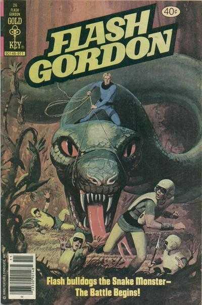 Flash Gordon #26