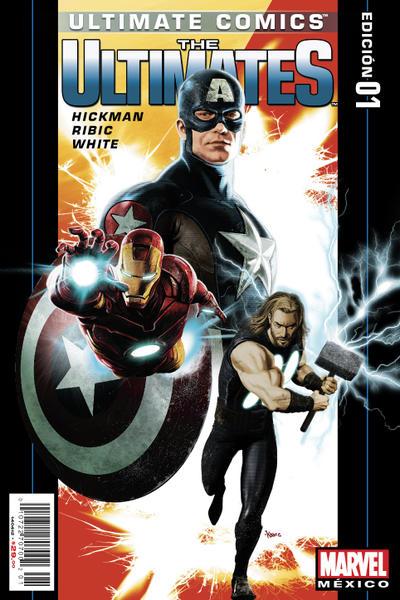 Ultimate Comics: The Ultimates #1