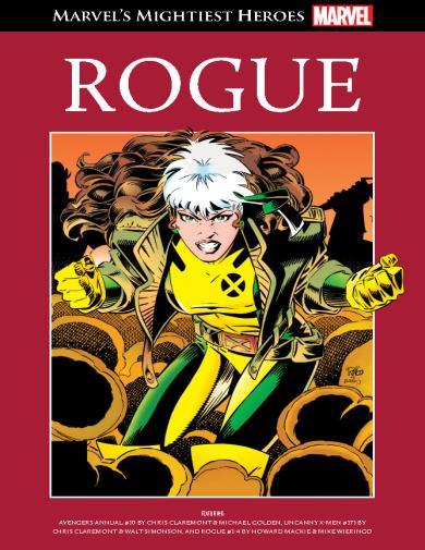 Marvel's Mightiest Heroes Vol. 115: Rogue