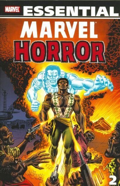Essential Marvel Horror Vol. 2 TP