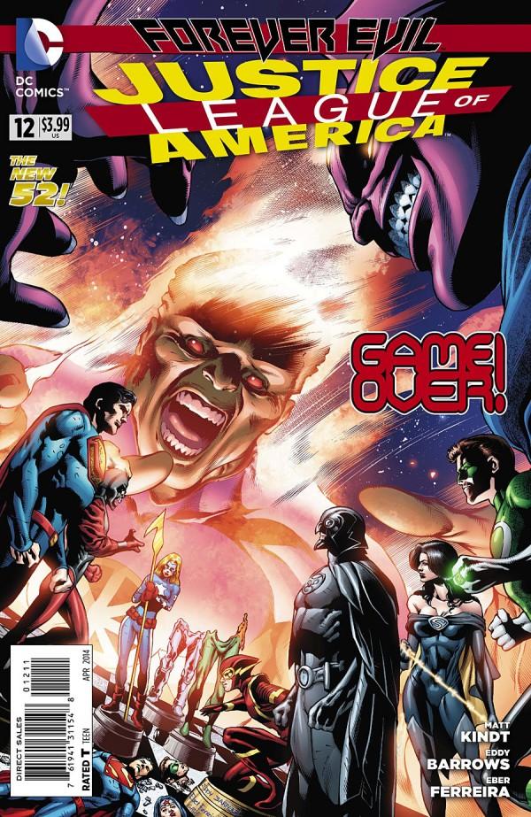 Justice League of America #12