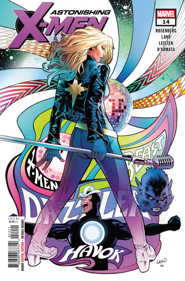 Image result for dazzler blue costume comic covers
