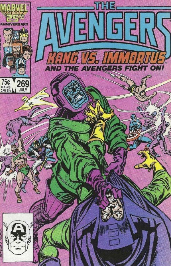 The Avengers #269