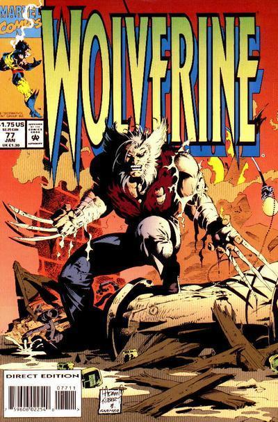 Wolverine #77
